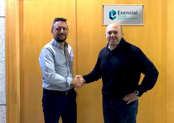La franquicia Esencial Pool suma a su red un nuevo Delegado Comercial para Valladolid y Zamora