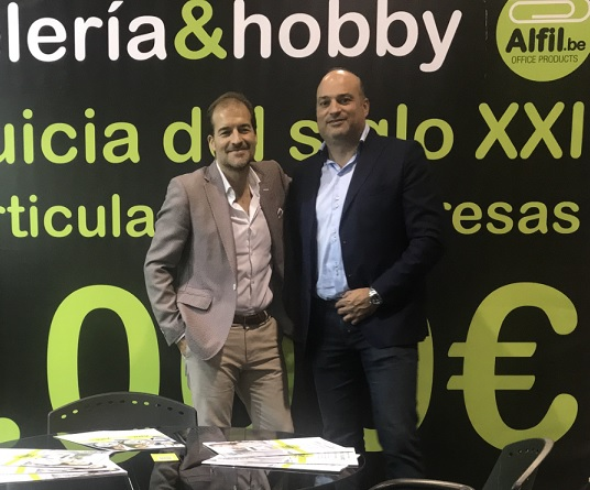 Buenos resultados de la franquicia Alfil.be en SIF Valencia 2019