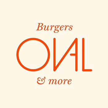 OVAL Burger