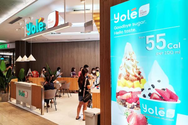 Yolé Ice Cream sudeste astiatico