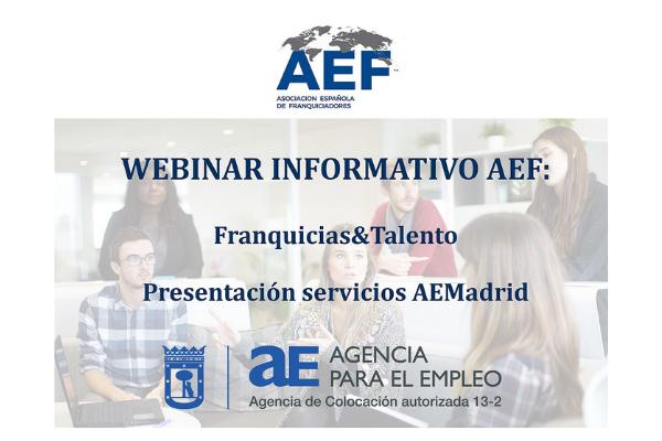 Franquicias&Talento - AEF