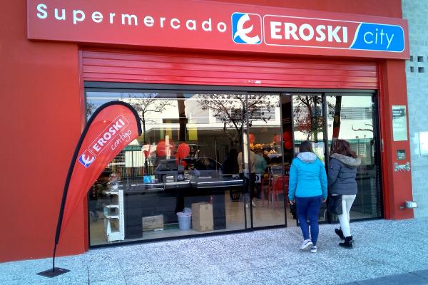 Eroski supermercados franquicia 2021