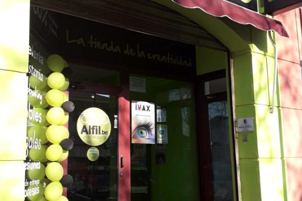 Alfil.be en San Martín de la Vega