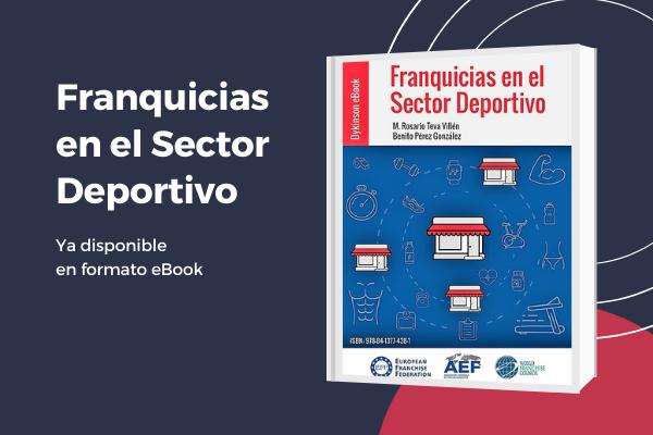 Libro Franquicias en el Sector Deportivo 2021