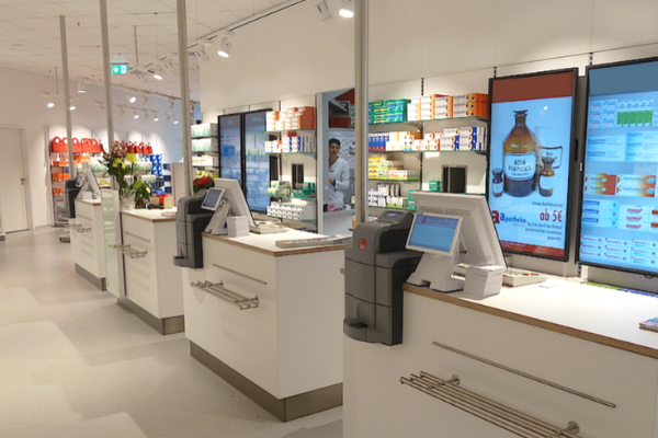 Strongpoint mejora la eficiencia de tu farmacia