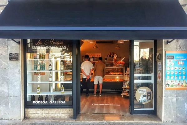La Meiga Das Empanadas tienda