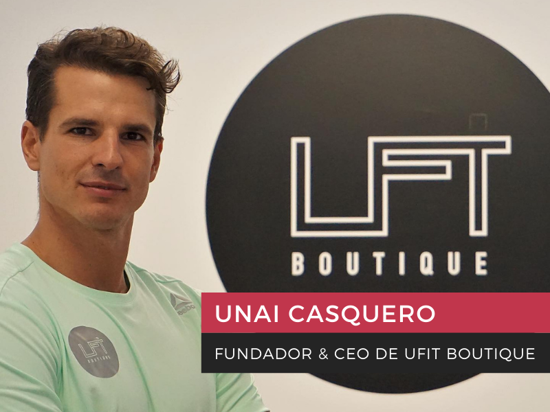 Entrevista Unai Casquero UFIT Boutique