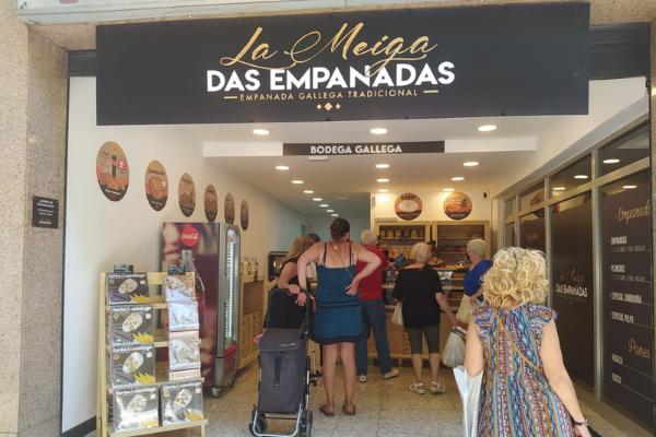 La Meiga Das Empanadas Coloma