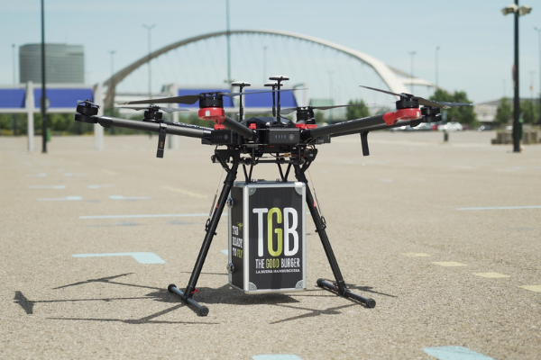 Restalia drones 2021