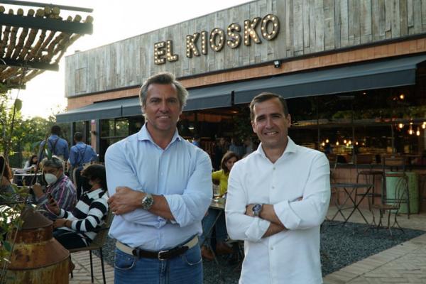 Dihme y El Kiosko fusión