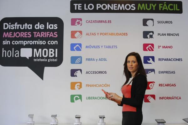 Entrevista a María Salas, CEO holaMOBI