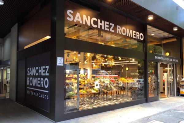 El Corte Inglés compra Sánchez Romero