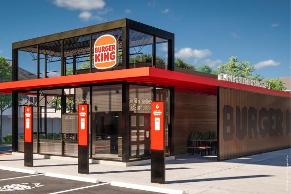 Burger King Cinven