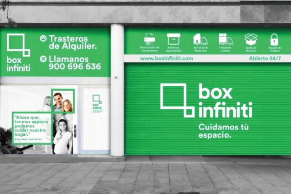 BoxInfiniti Franquicia de Trasteros