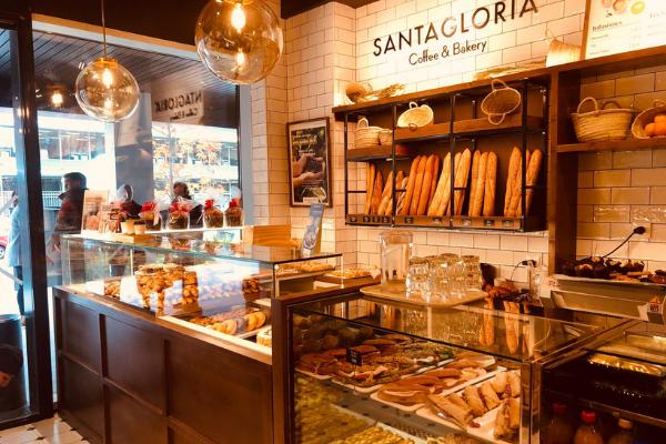 Santagloria y Too Good To Go